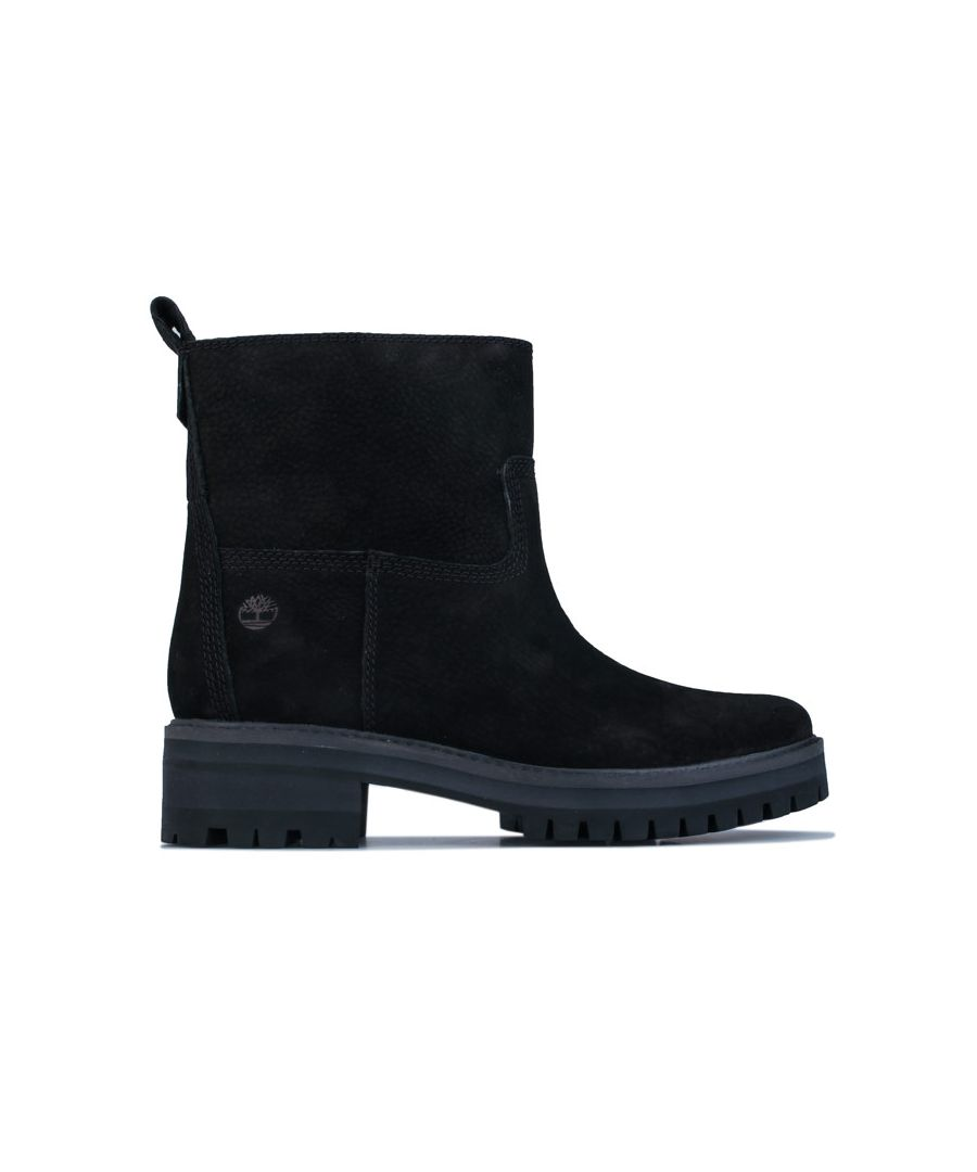 Image for Women's Timberland Courmayeur Warm Lined Boots in Black