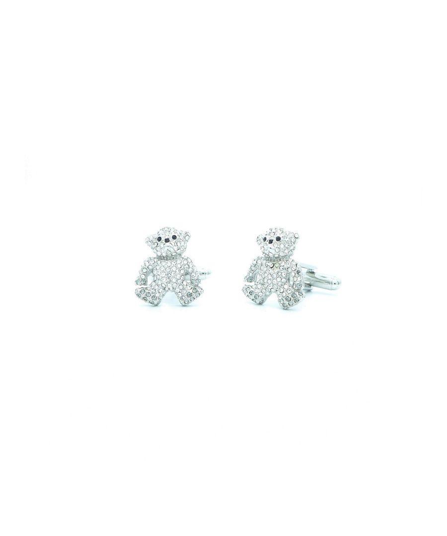 Image for Swarovski Crystal Encrusted Teddy Bear