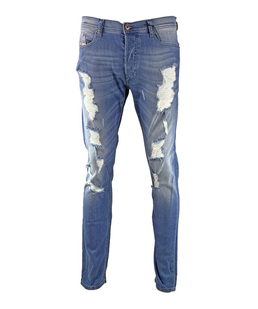 Image for Diesel Tepphar 0669Y Jeans