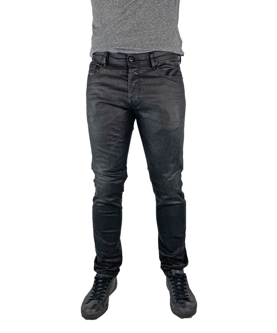 Image for Diesel Tepphar 0679T 900 Mens Jeans