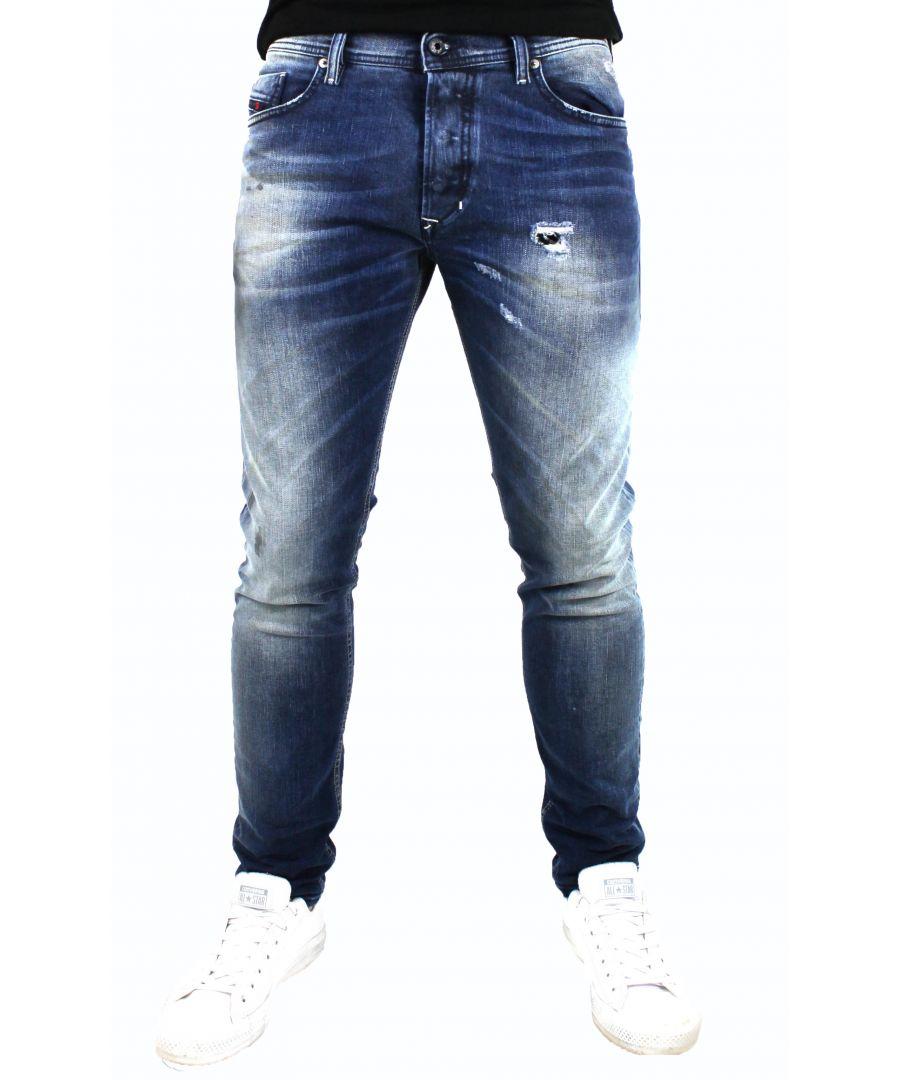 Image for Diesel Tepphar 0850H Jeans