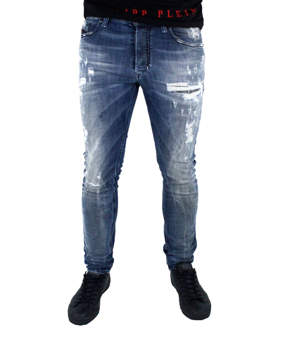 Image for Diesel Tepphar 0856X Jeans
