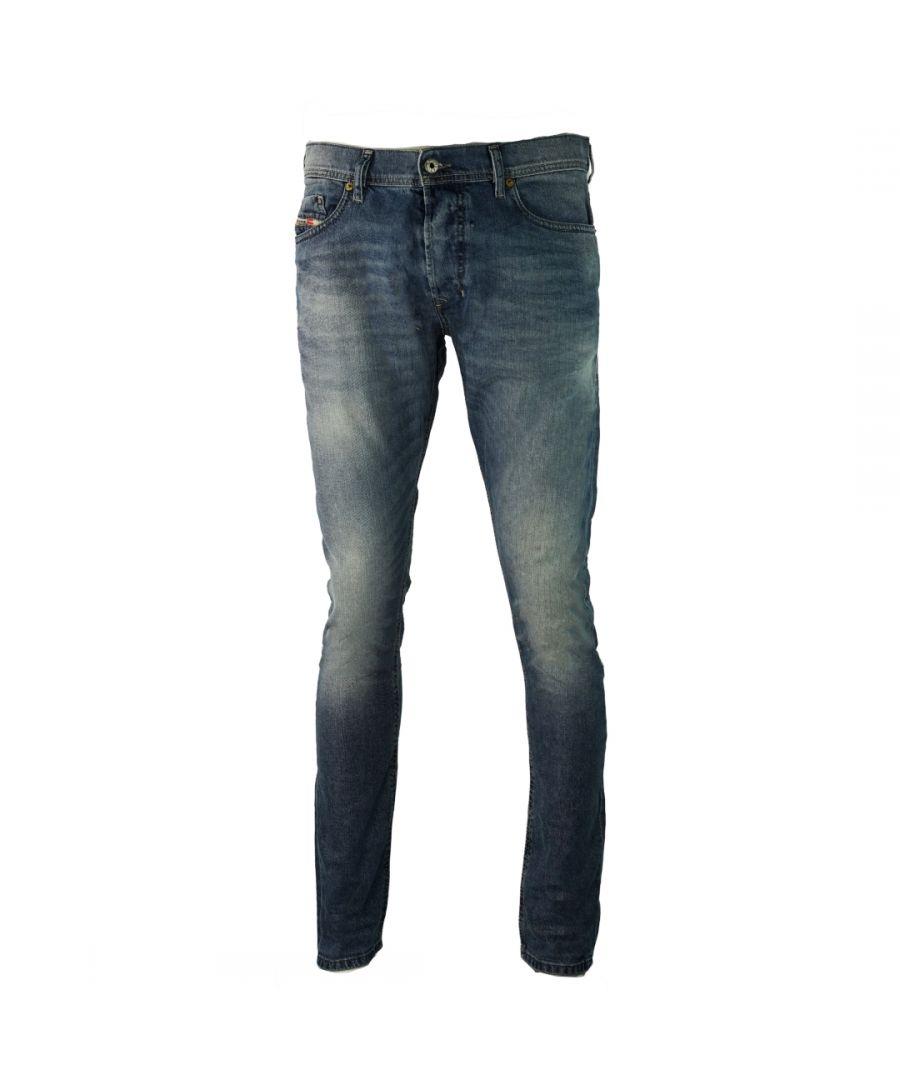Image for Diesel Tepphar 0842H Jeans
