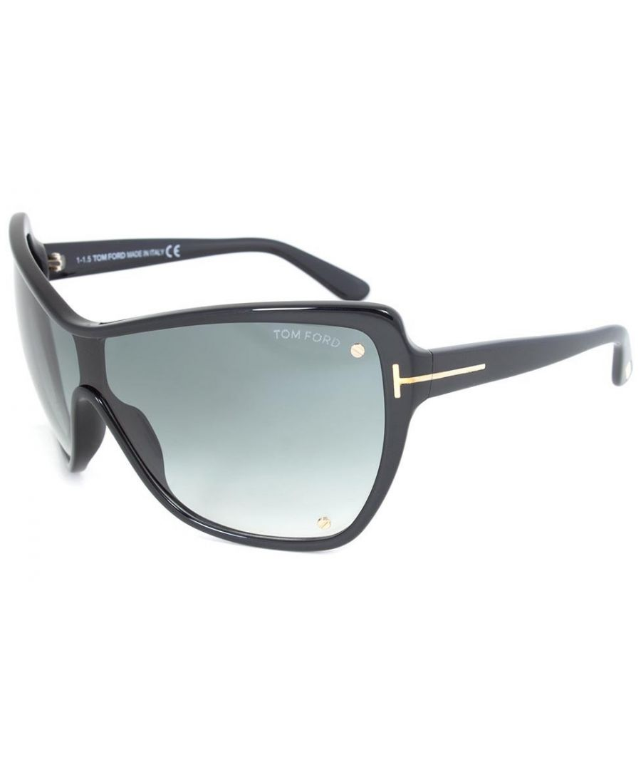 Image for Tom Ford FT0363 Ekaterina 01B Sunglasses