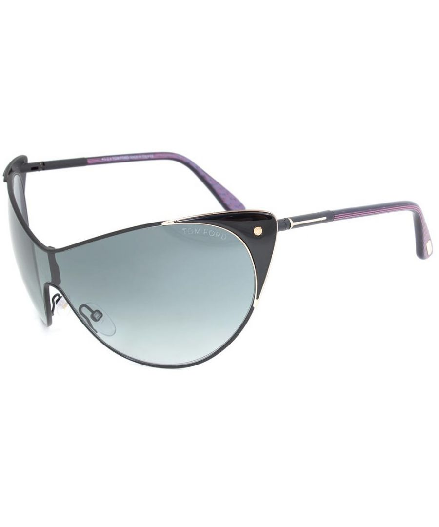 Image for Tom Ford FT0364 Vanda 01B Sunglasses