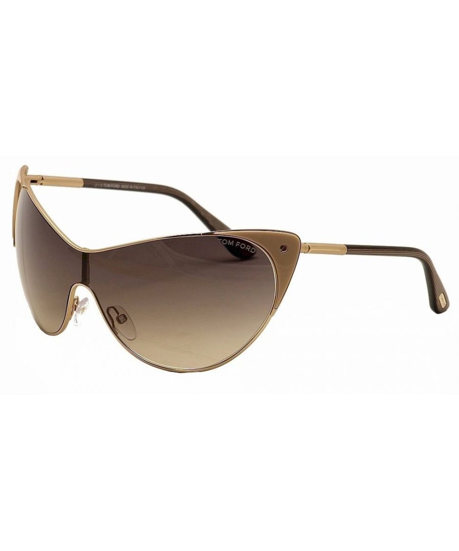 Image for Tom Ford FT0364 Vanda 74B Sunglasses