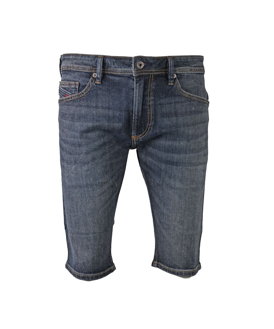 Image for Diesel Thashort Denim Shorts