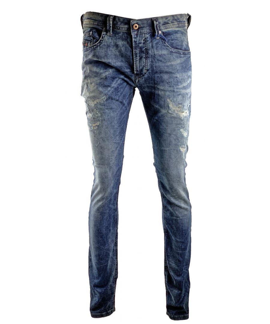 Image for Diesel Thavar-NE 0607W Jeans