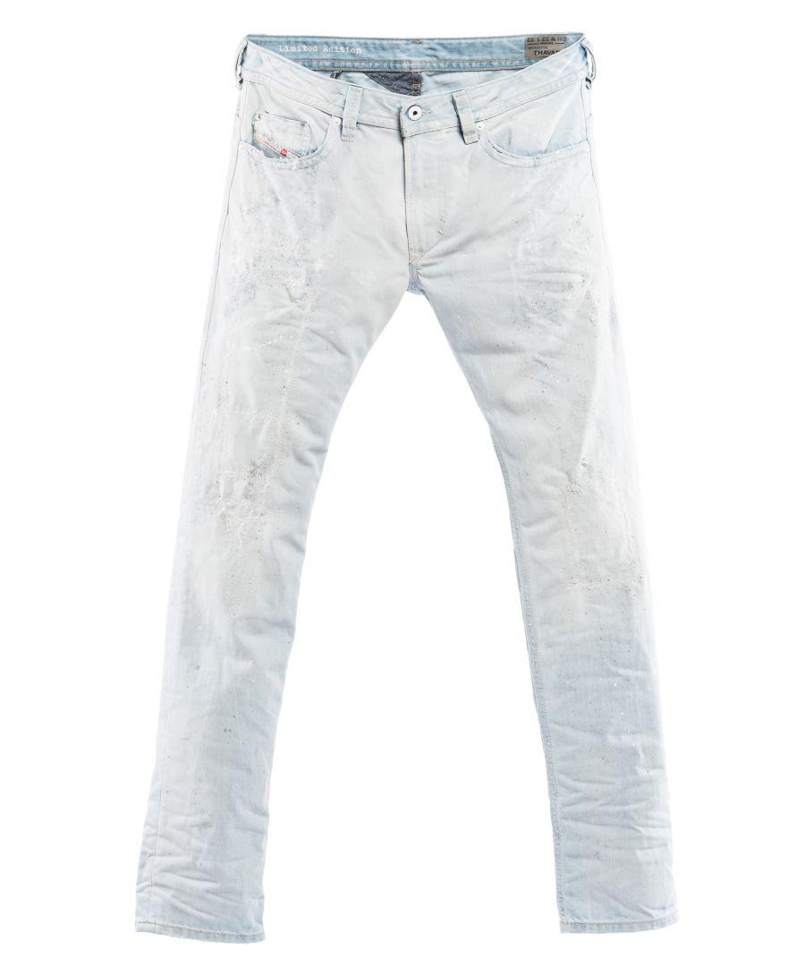 Image for Diesel Thavar 0075S Jeans