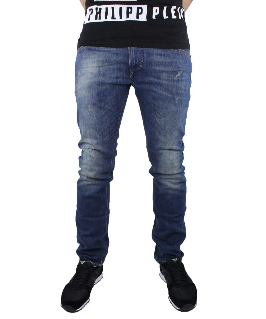 Image for Diesel Thavar 0802H Jeans