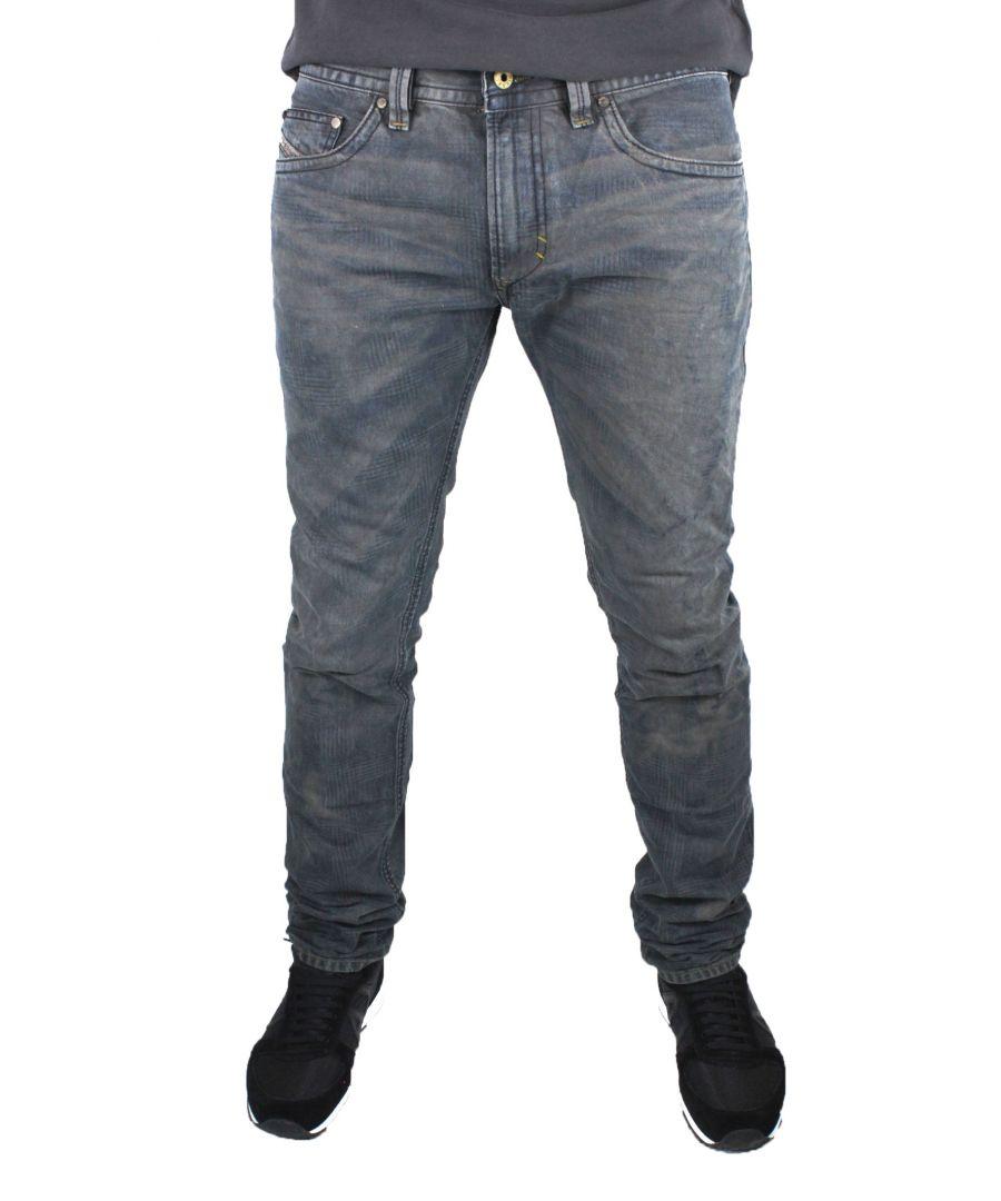 Image for Diesel Thavar 0808Z Jeans