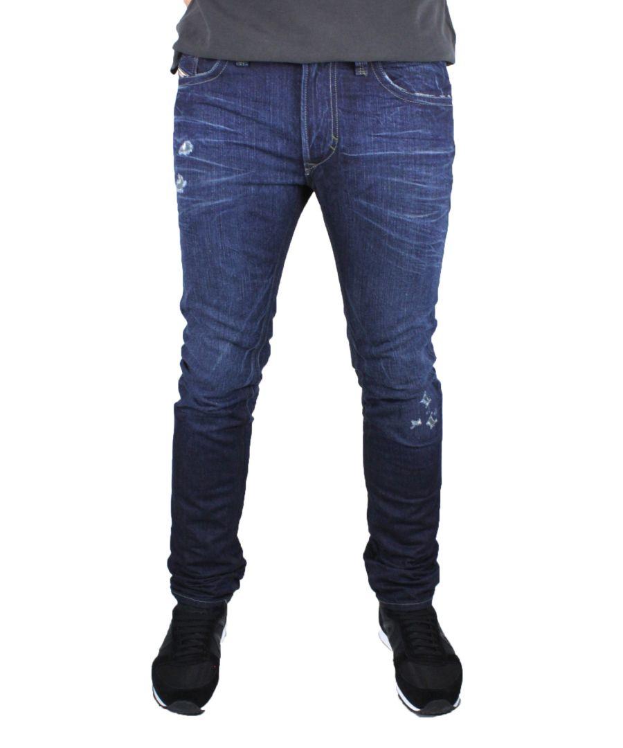 Image for Diesel Thavar 0834A Jeans