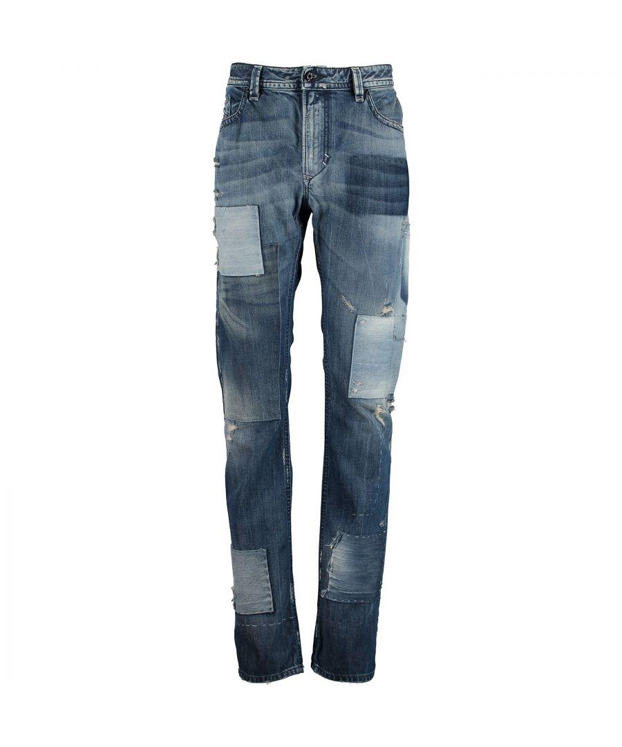 Image for Diesel Thavar 0838J Jeans