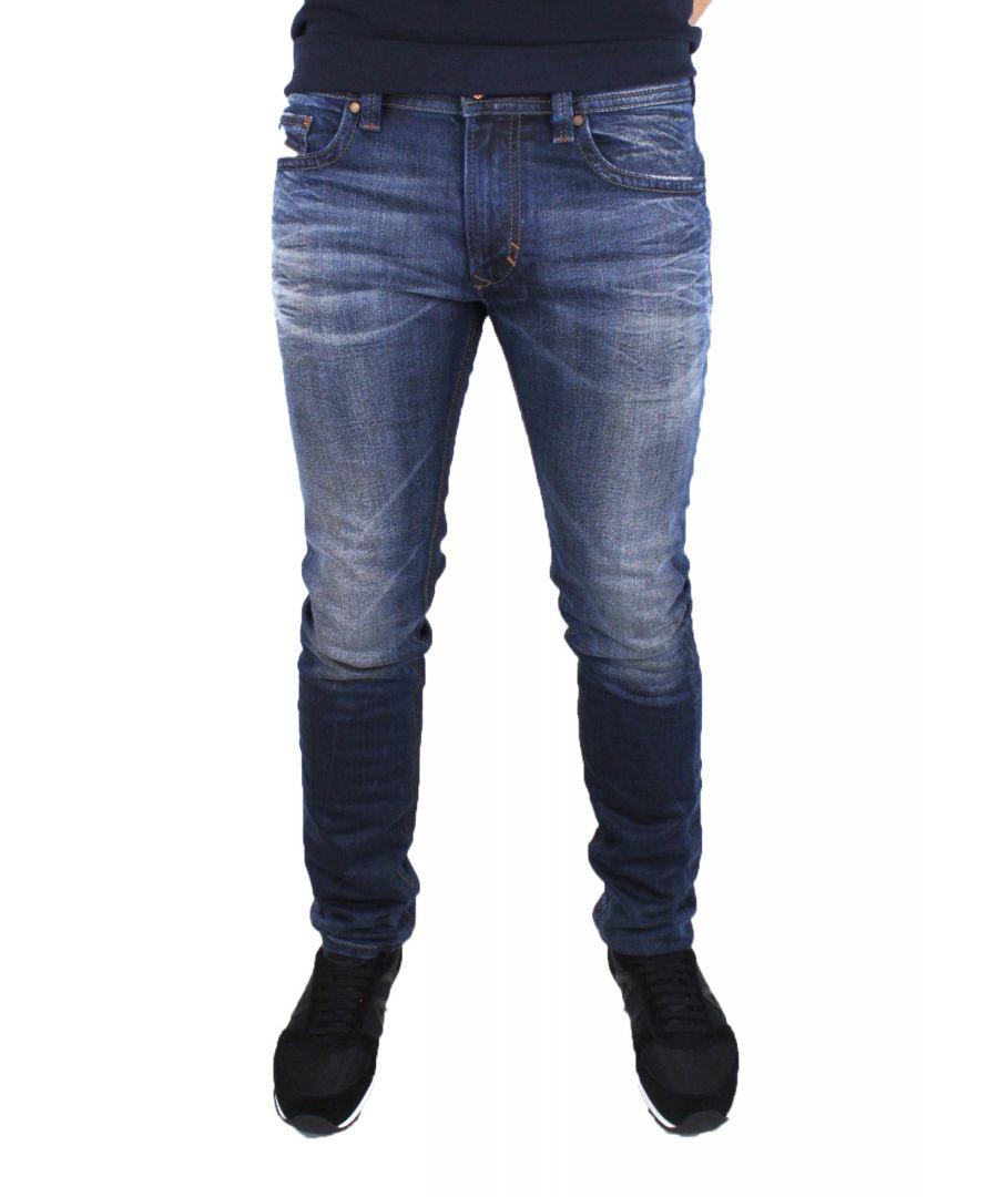 Image for Diesel Thavar 0848Z Jeans