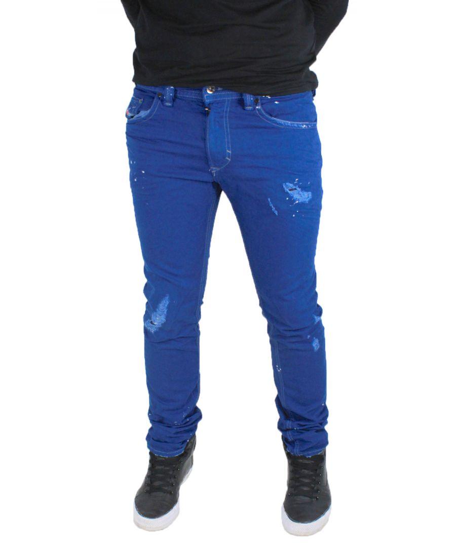 Image for Diesel Thavar 0852D 8EK Jeans