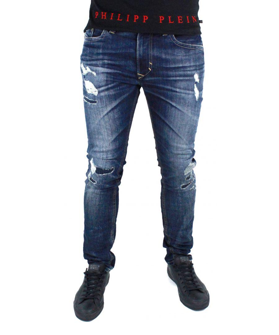 Image for Diesel Thavar 0854T Jeans