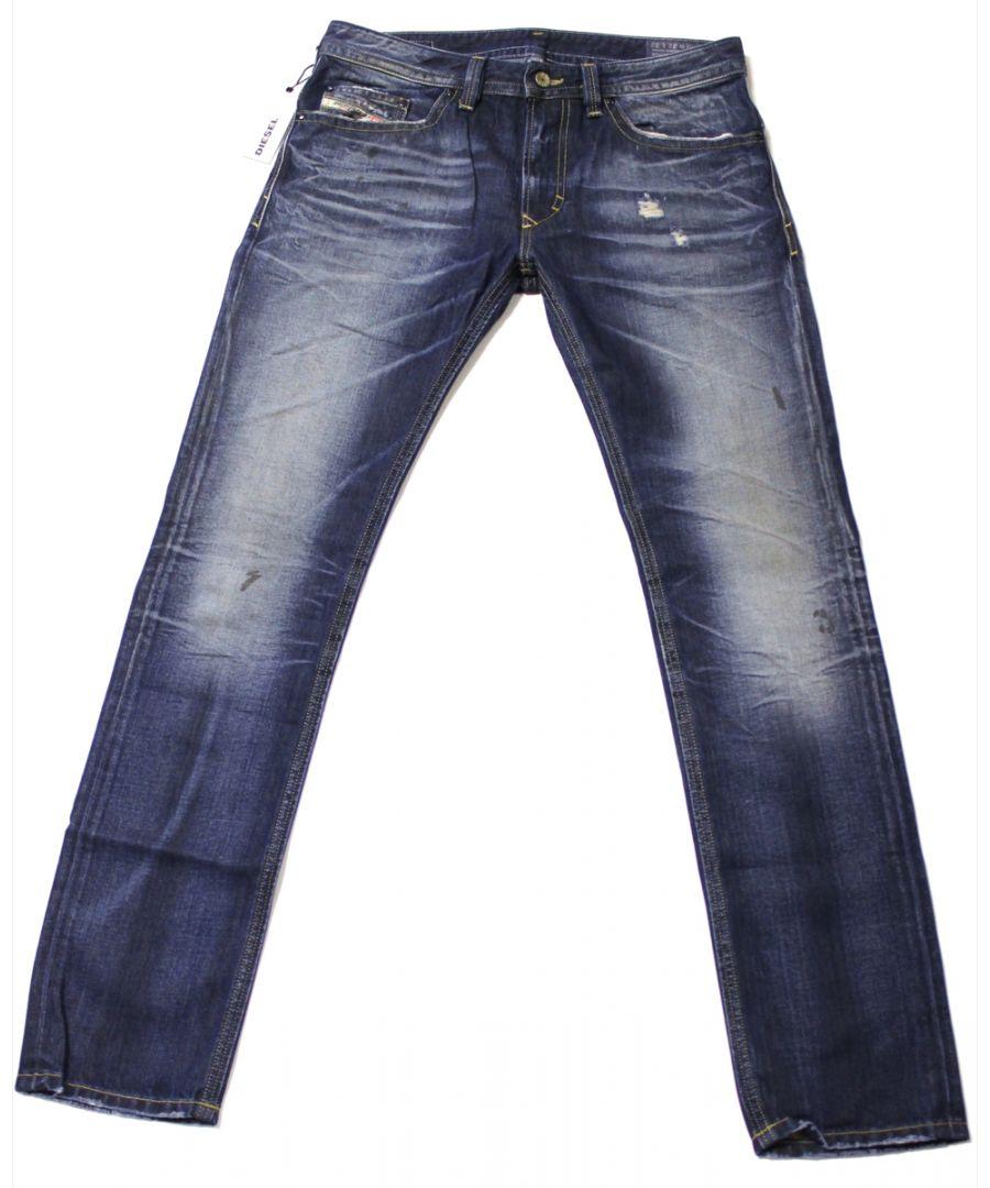 Image for Diesel Thavar 008NE Jeans