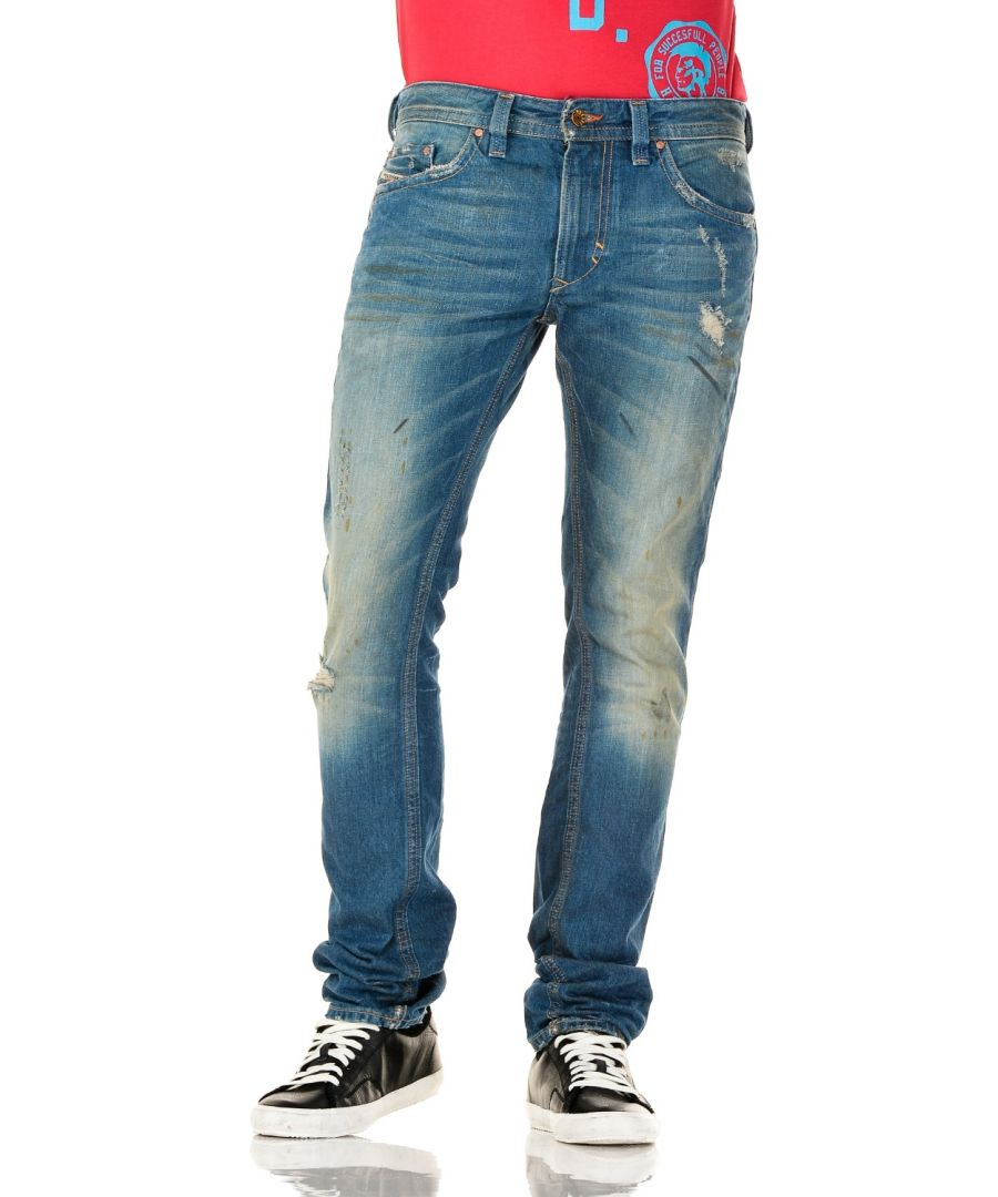 Image for Diesel Thavar 008X2 Jeans