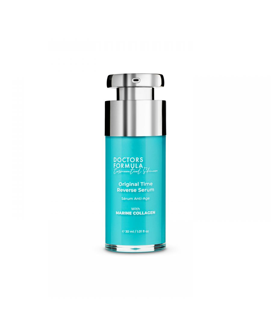 Image for Doctors Formula Marine Collagen Original Time Reverse Serum 30ml
