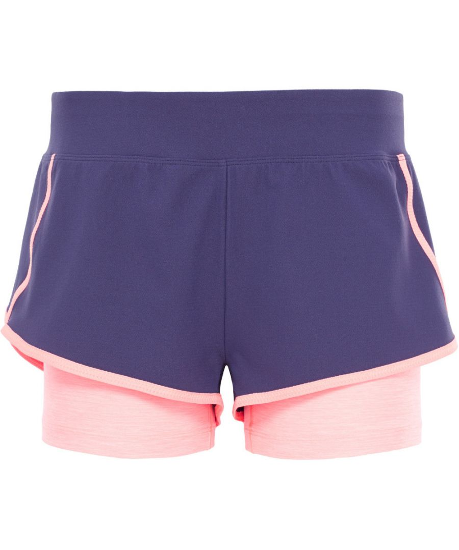 Image for The North Face Ladies Dynamix Stretch Two Layer Training Shorts