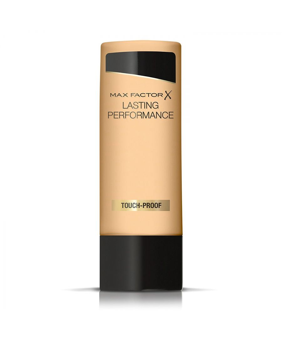 Image for Max Factor Lasting Performance Touch Proof Foundation 35ml - 101 Ivory Beige