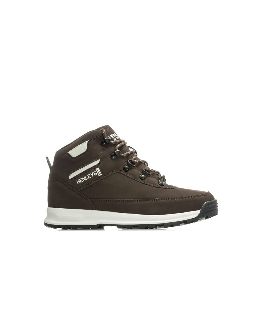 Image for Men's Henleys Travis Boots in Brown