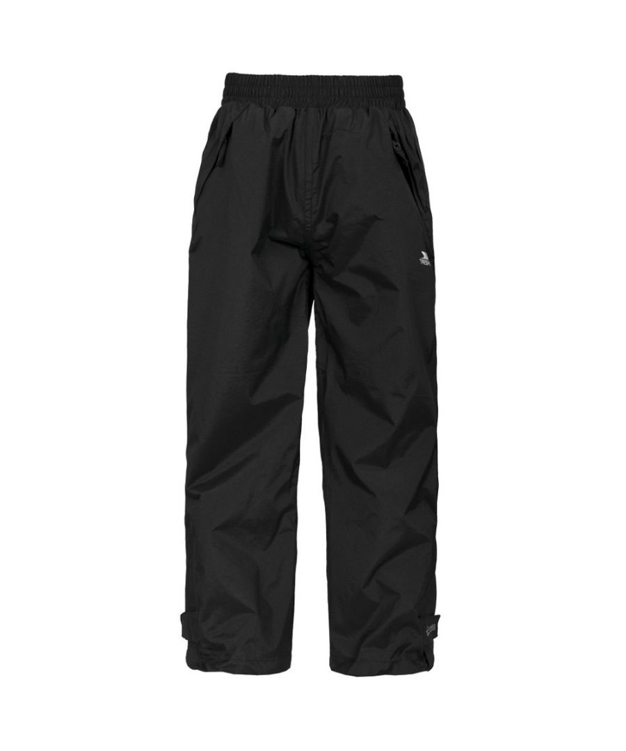 Image for Trespass Boys Echo Waterproof Windproof Walking Trousers