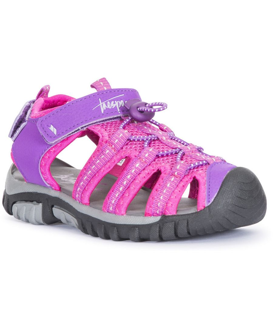 Image for Trespass Boys & Girls Nantucket Closed Toe Active Walking Sandals
