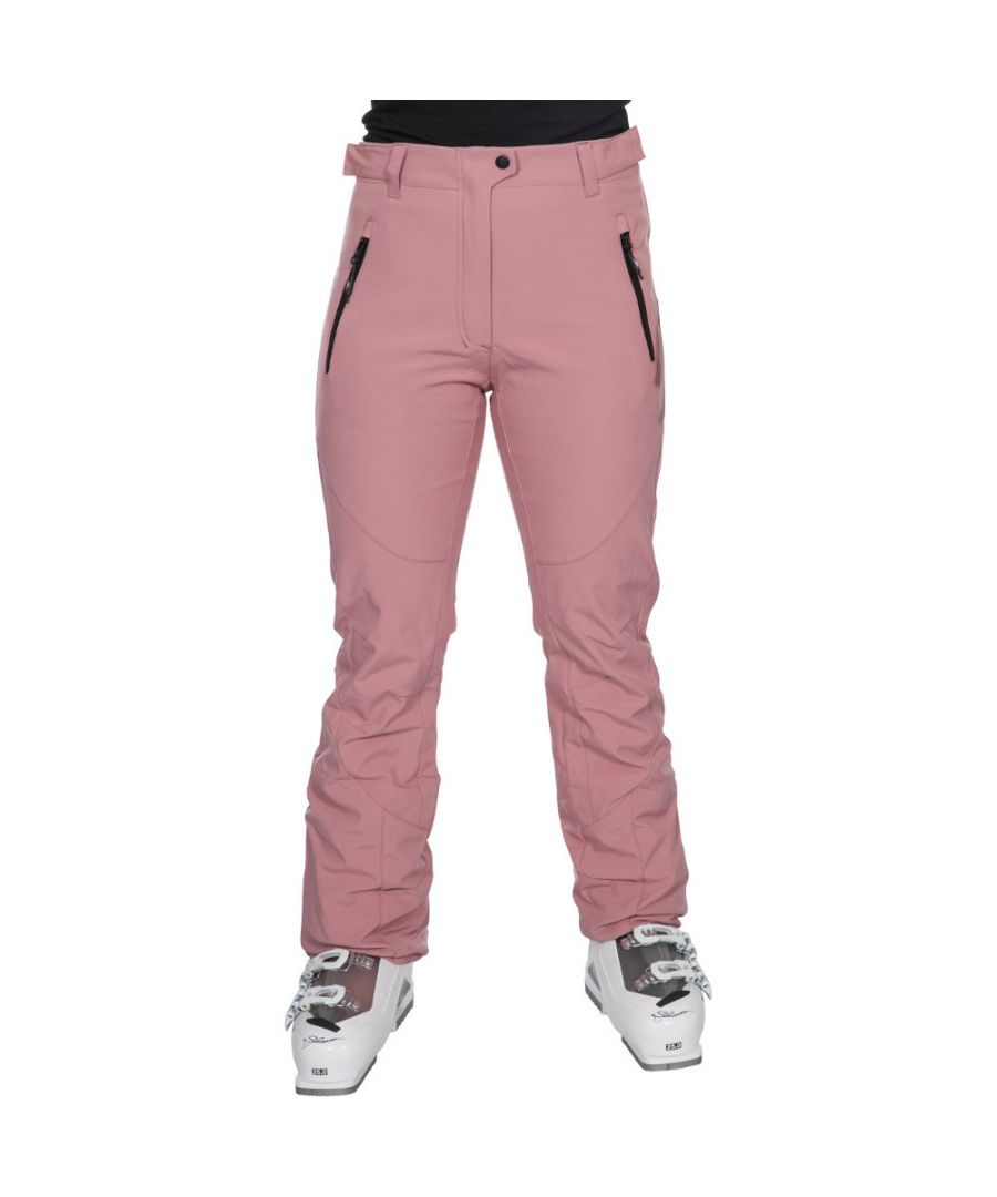 Image for Trespass Womens/Ladies Amaura Stretch Softshell Ski Trousers