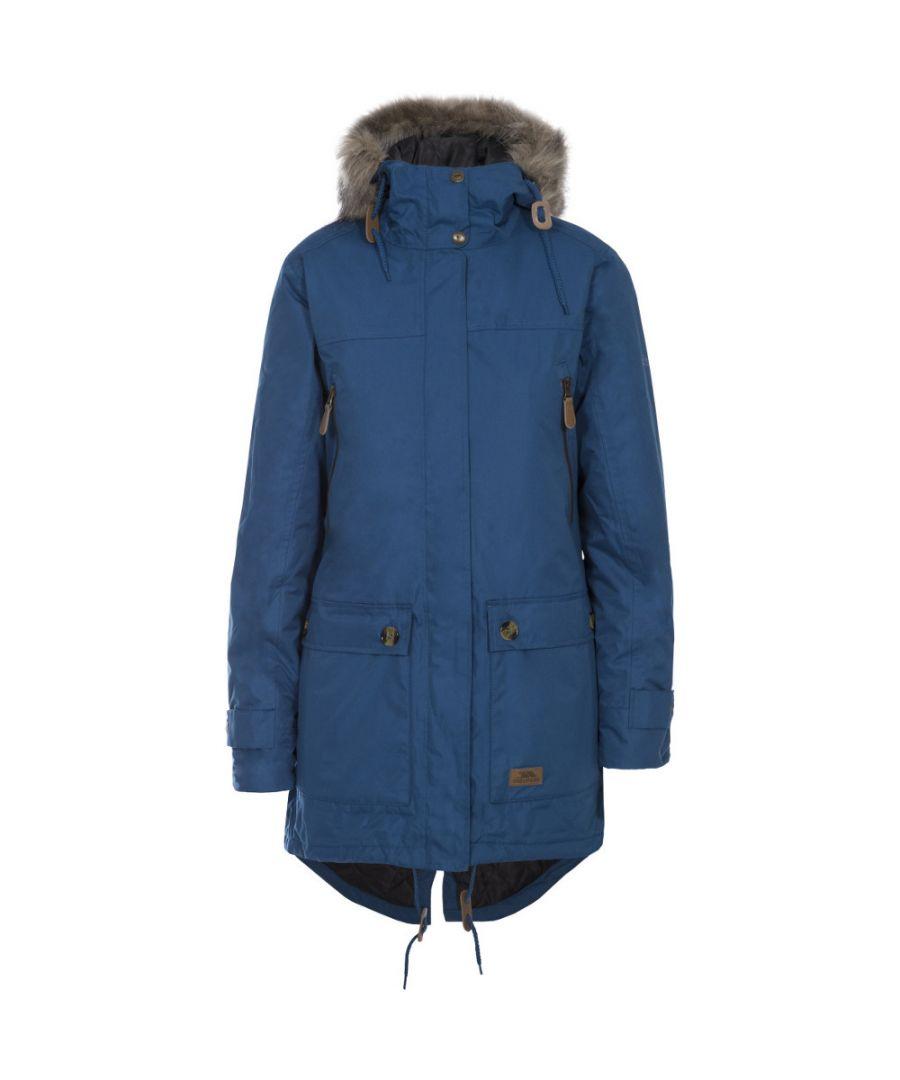 Image for Trespass Mens Bismarck Full Zip Warm Lightweight Padded Jacket