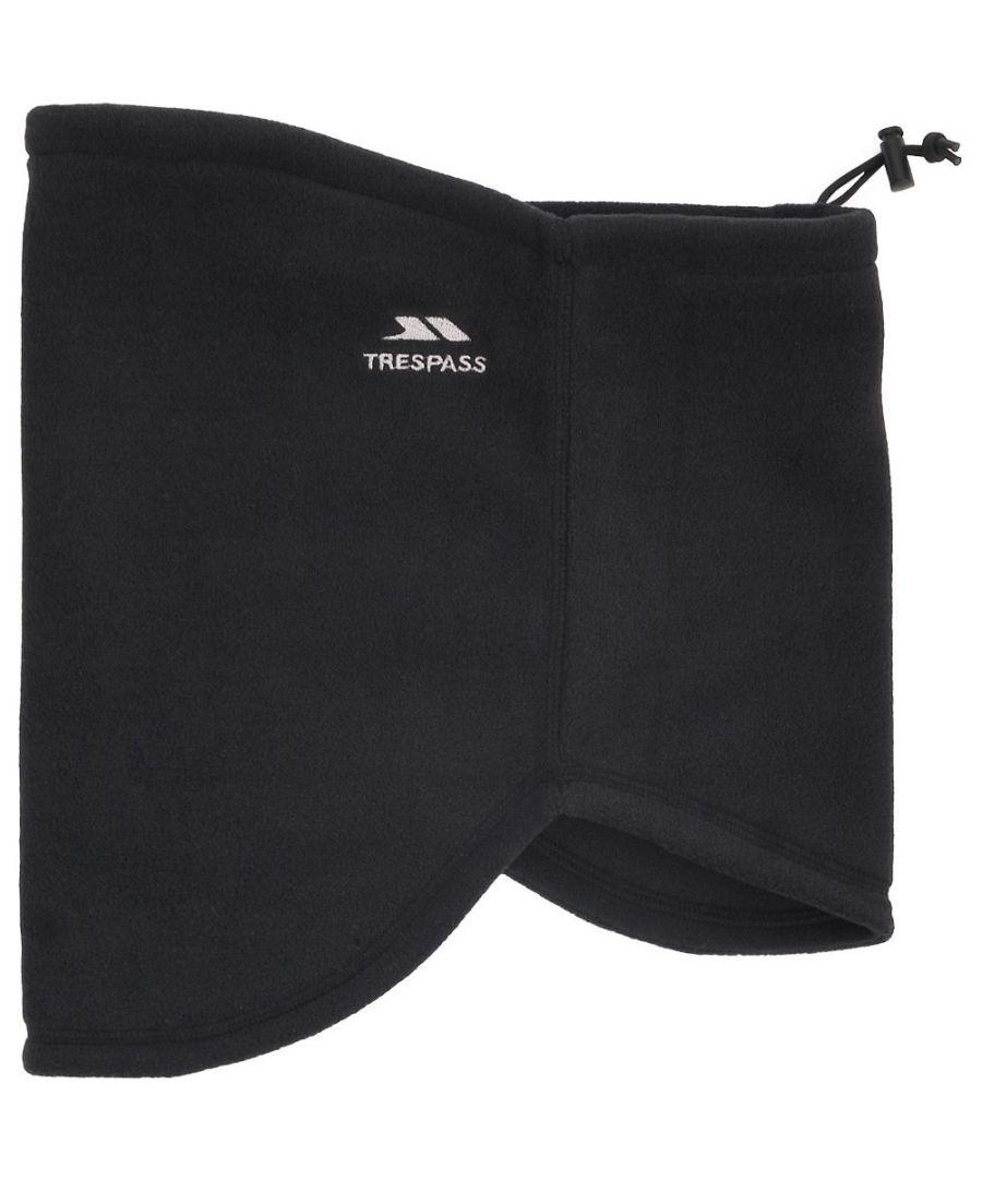 Image for Trespass Mens & Womens/Ladies Perez Adjustable Fleece Neckwarmer