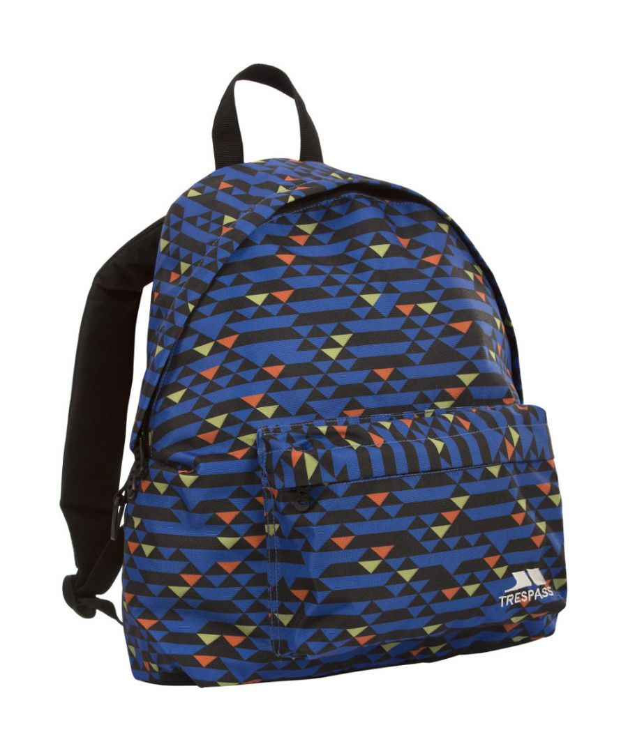 Image for Trespass Britt 16 Litre Back To School Patterned Backpack