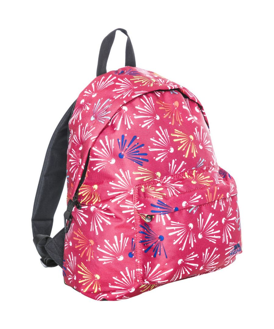 Image for Trespass Britt 16 Litre Back To School Patterned Backpack