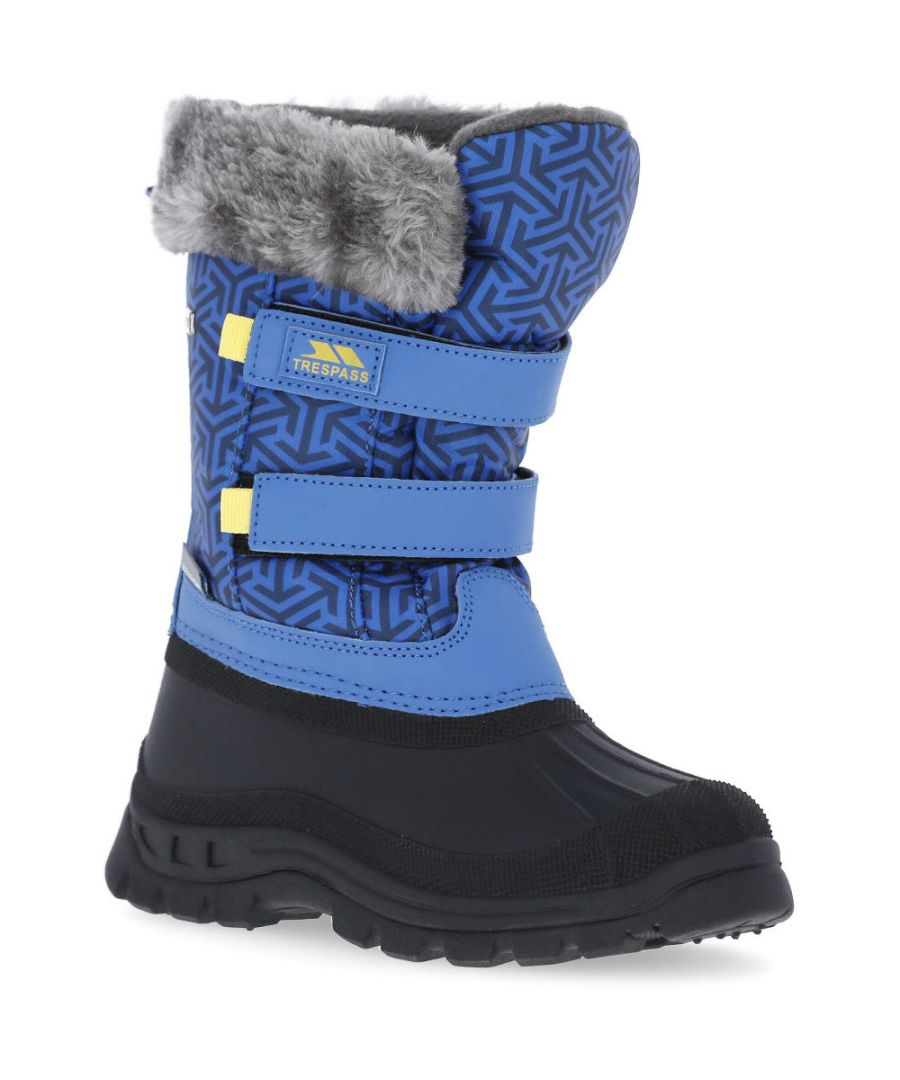 Image for Trespass Boys & Girls Vause Waterproof Insulated Winter Snow Boots