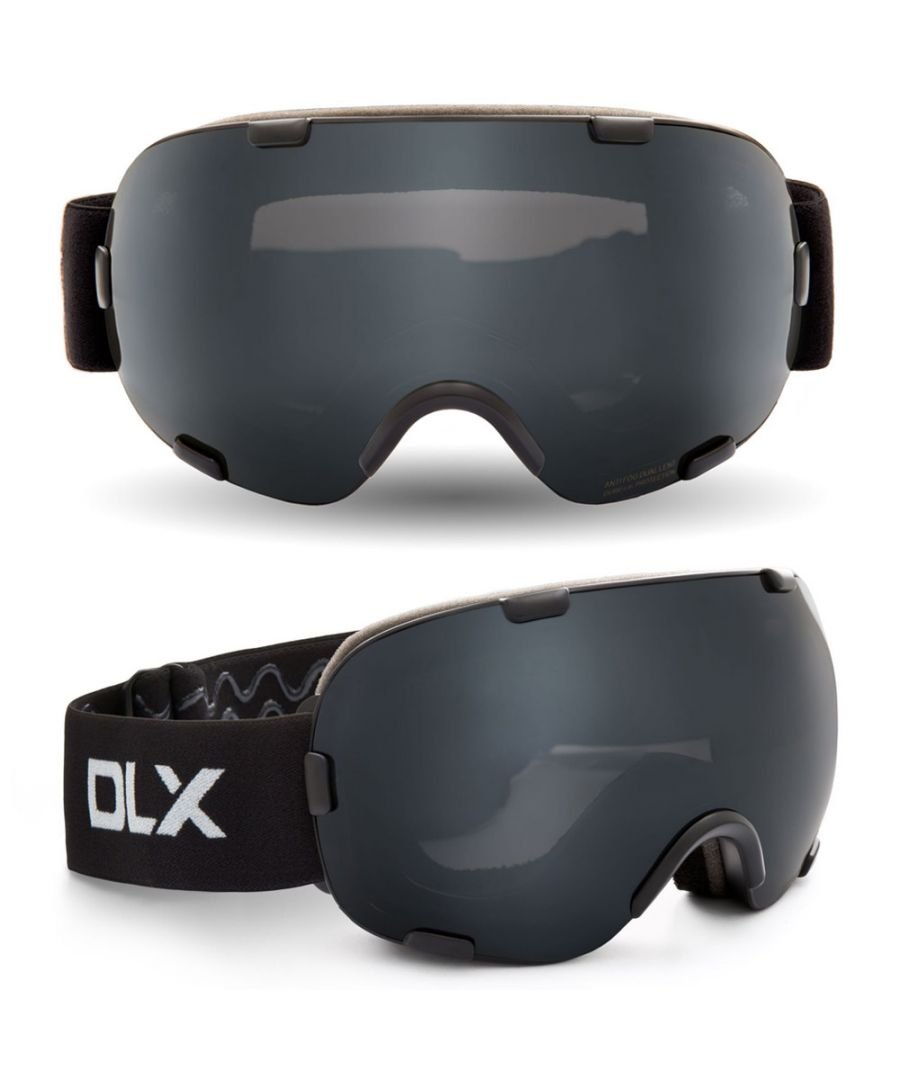 Image for Trespass Mens & Womens/Ladies Bond DLX Mirrored UV Protection Goggles