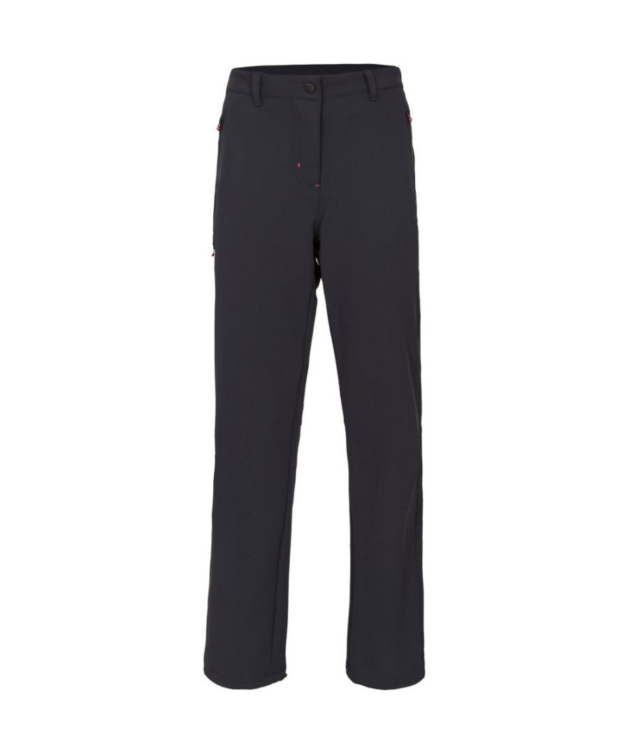 Image for Trespass Womens/Ladies Swerve DLX Stretch Active Walking Trousers