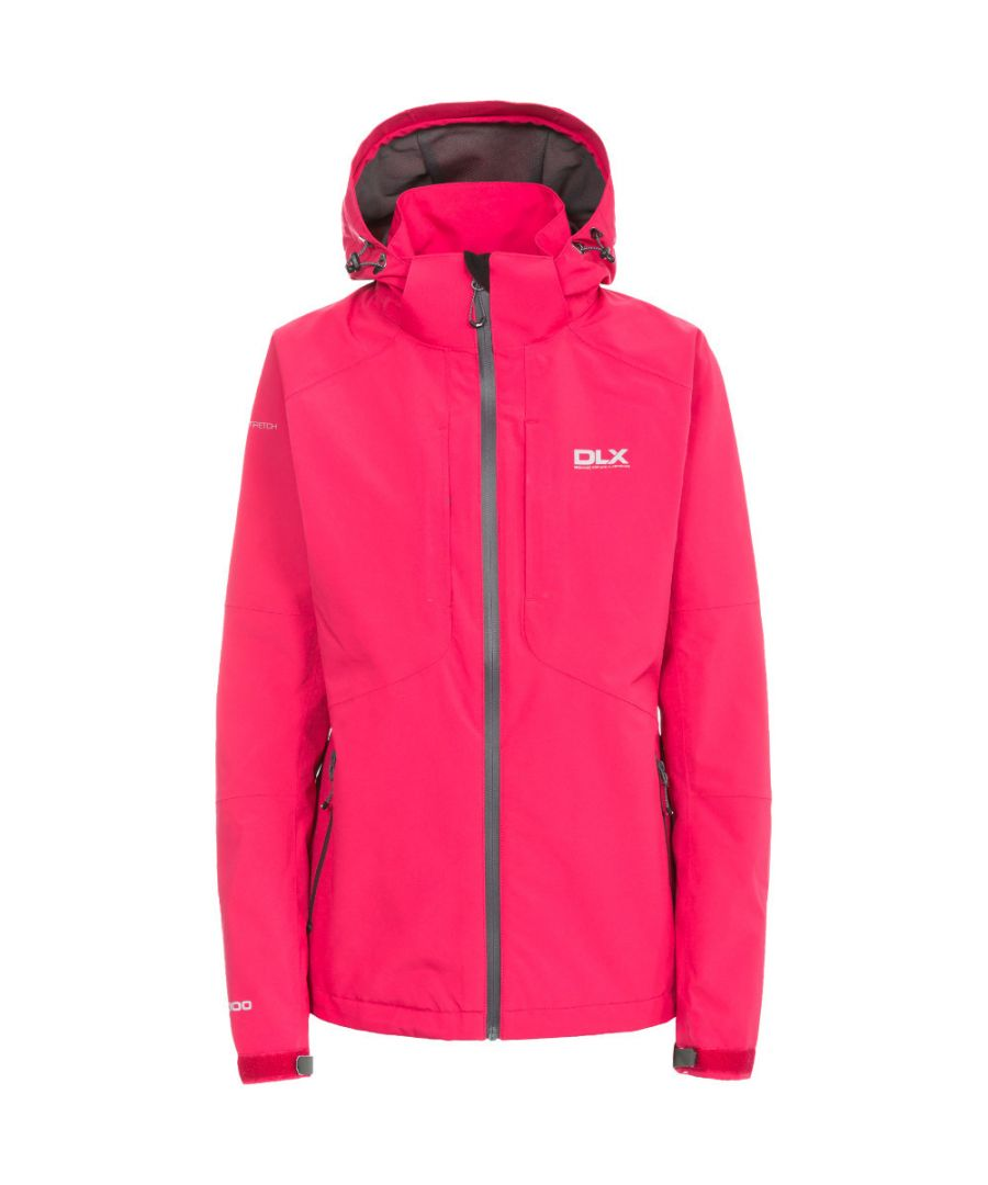 Image for Trespass Womens/Ladies Martina DLX Waterproof Breathable Jacket