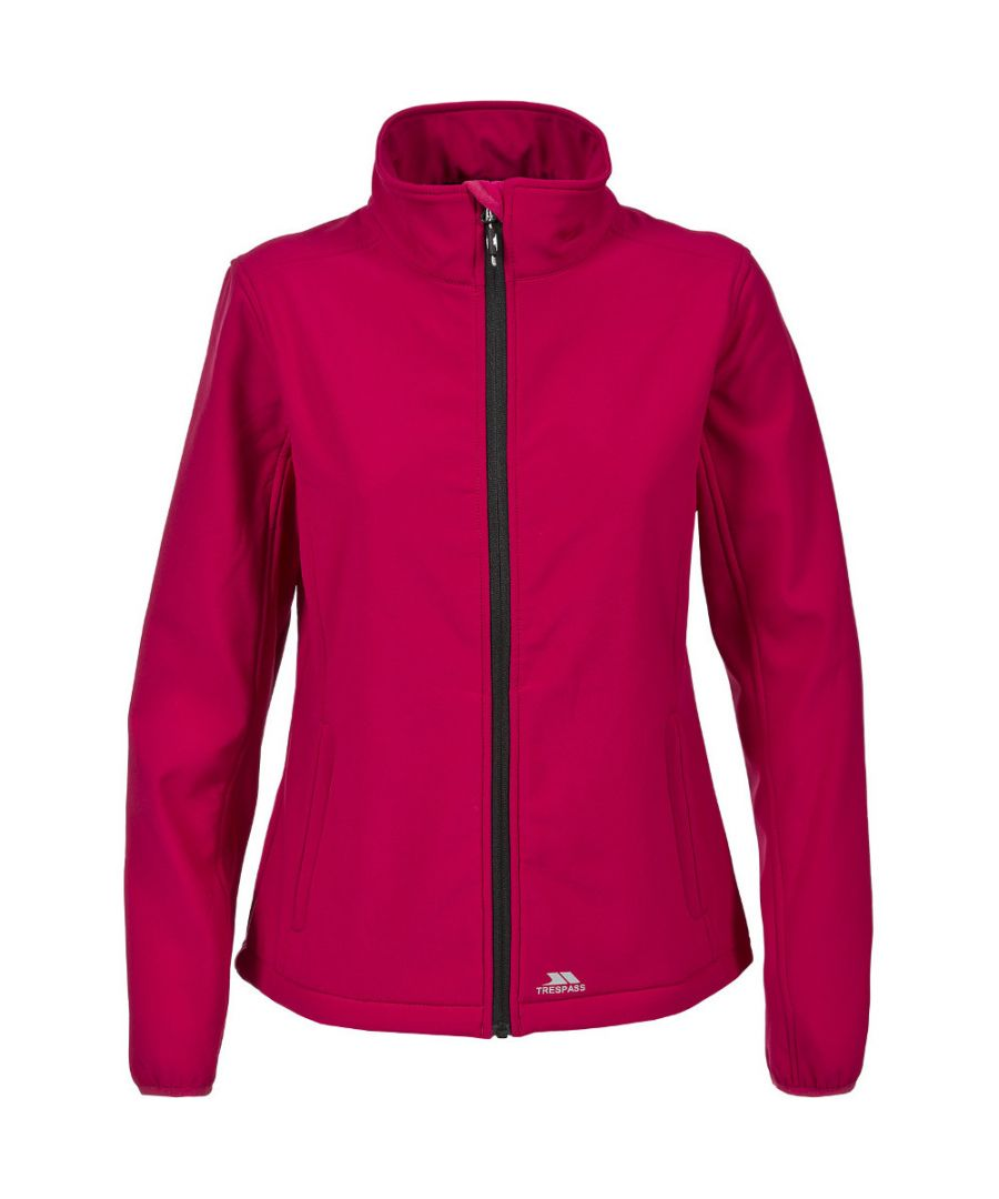 Image for Trespass Womens/Ladies Meena Warm Lightweight Stretch Softshell Jacket
