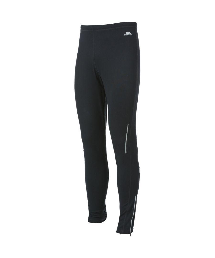 Image for Trespass Mens Roderick Full Length Quick Dry Active Leggings