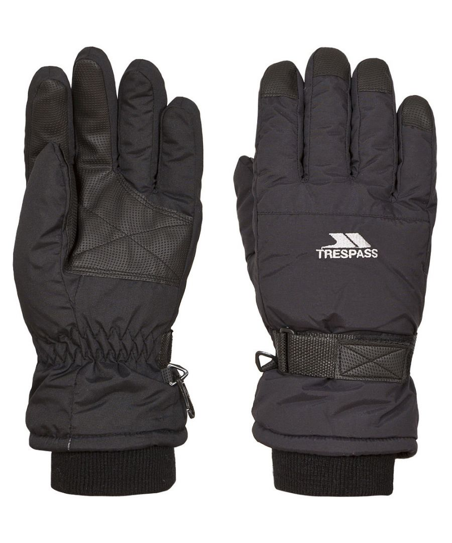 Image for Trespass Mens & Womens/Ladies Gohan II Water Resistant Padded Gloves