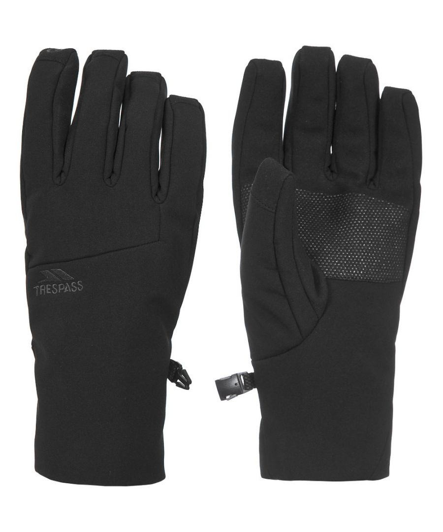 Image for Trespass Mens & Womens/Ladies Royce Softshell Touch Screen Gloves