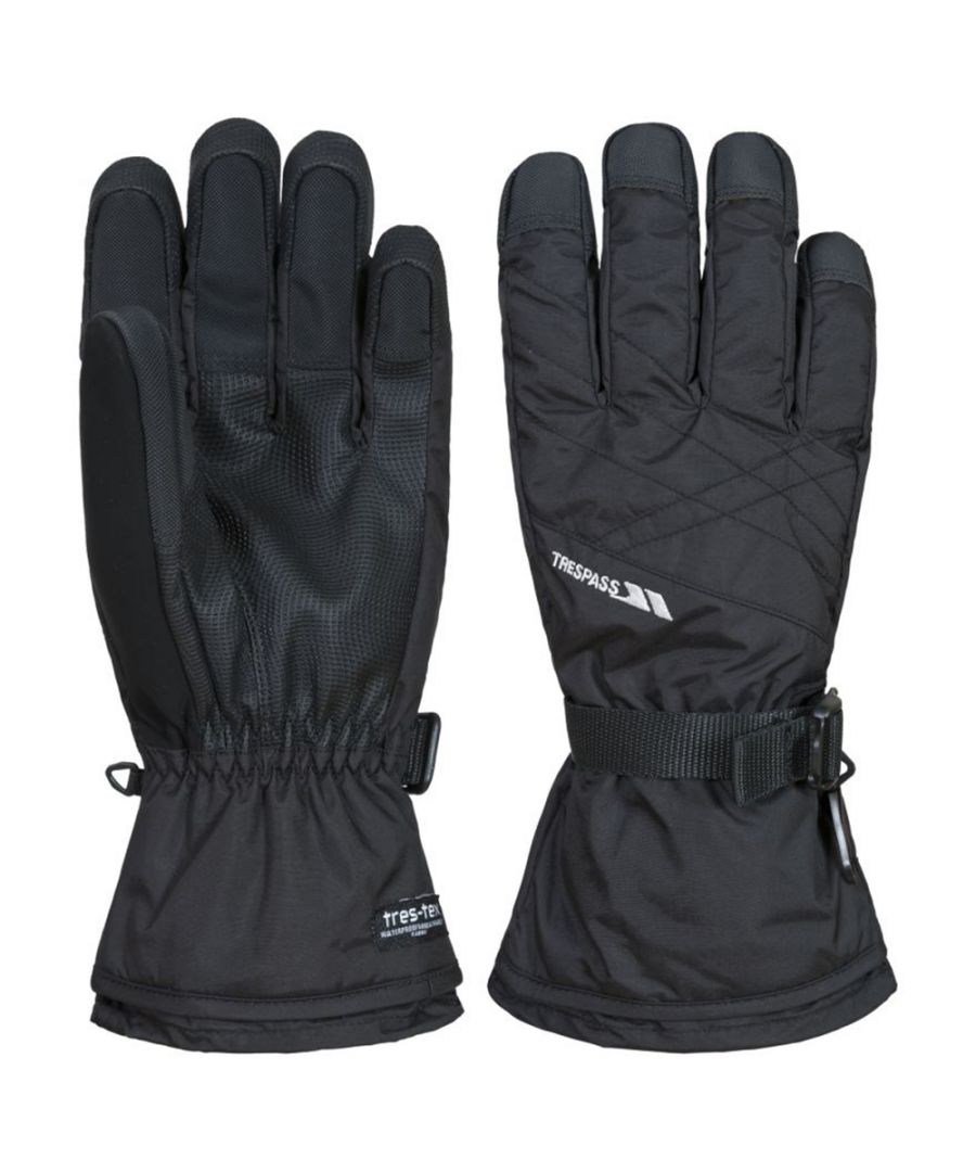 Image for Trespass Mens Reunited II Waterproof Breathable Performance Gloves