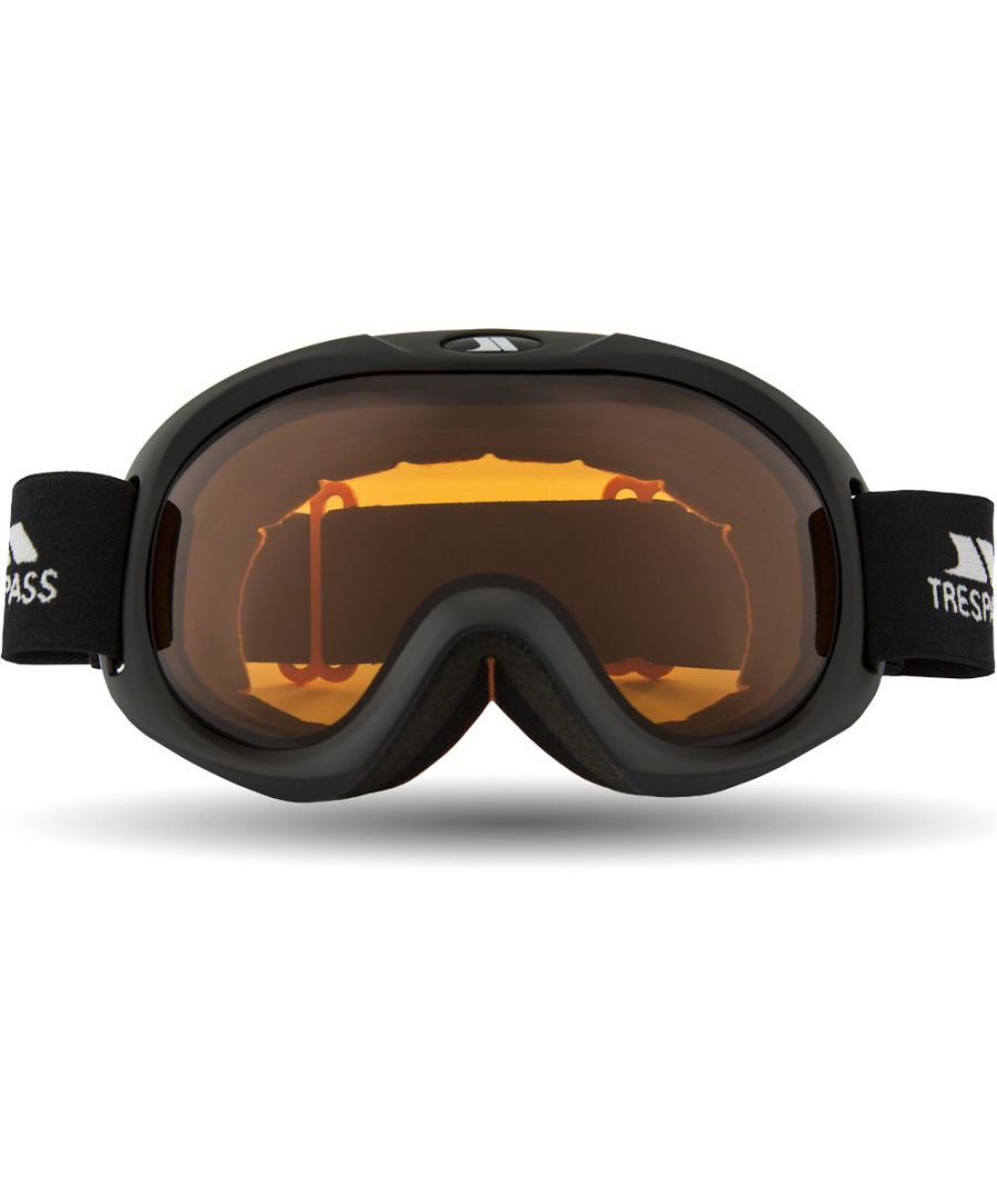 Image for Trespass Boys & Girls Hijinx UV Protect Double Spherical Lens Goggles
