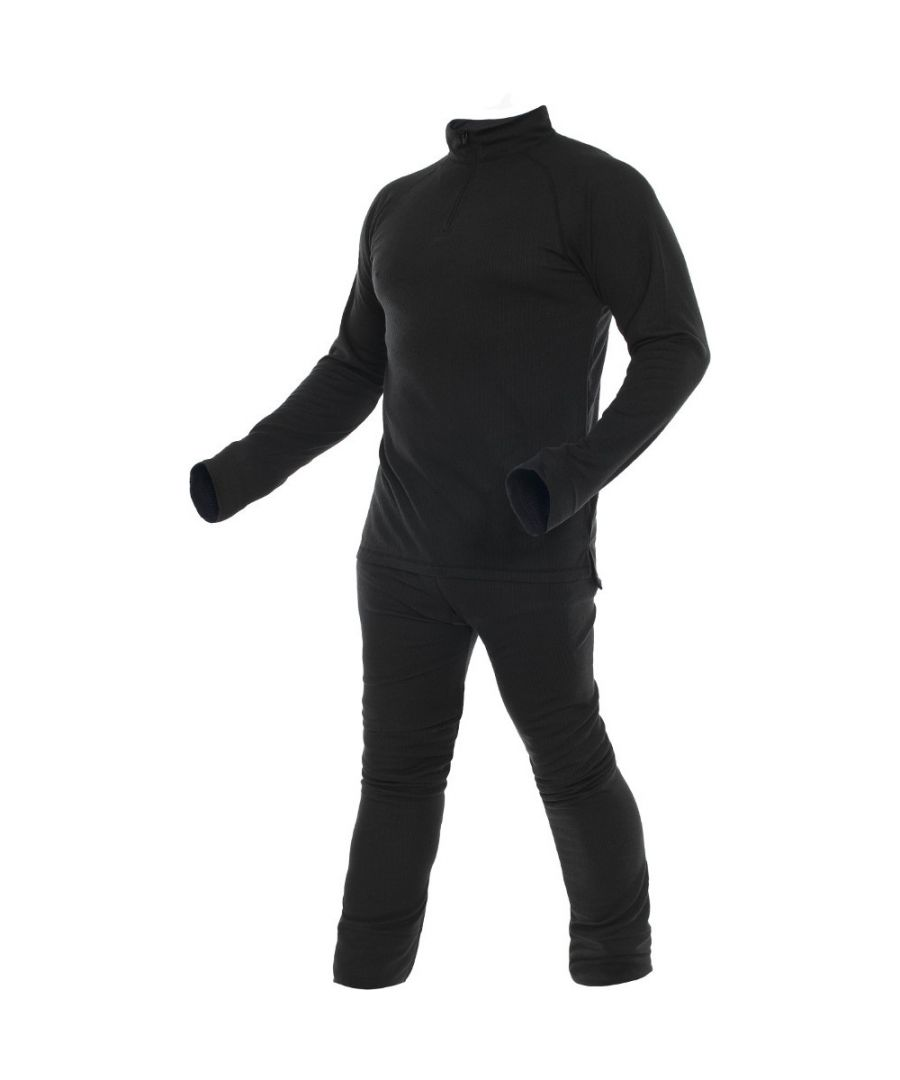 Image for Trespass Womens/Ladies Unite360 Polyester Base Layer Set Top Trousers