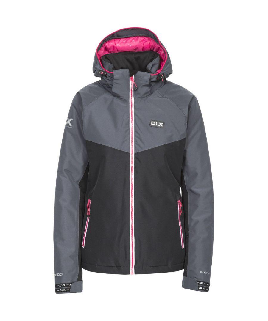 Image for Trespass Womens/Ladies Crista Waterproof Breathable DLX Ski Jacket