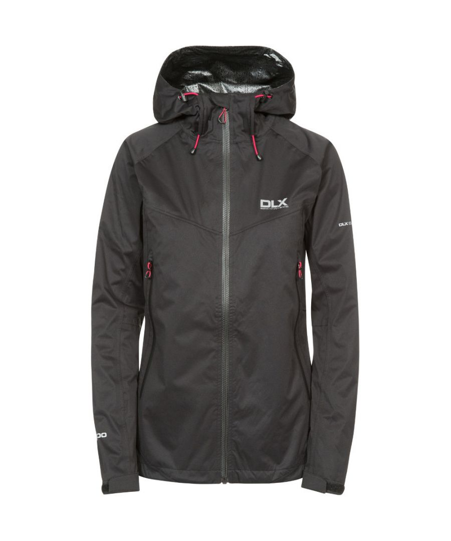 Image for Trespass Womens/Ladies Erika II Waterproof Breathable DLX Jacket