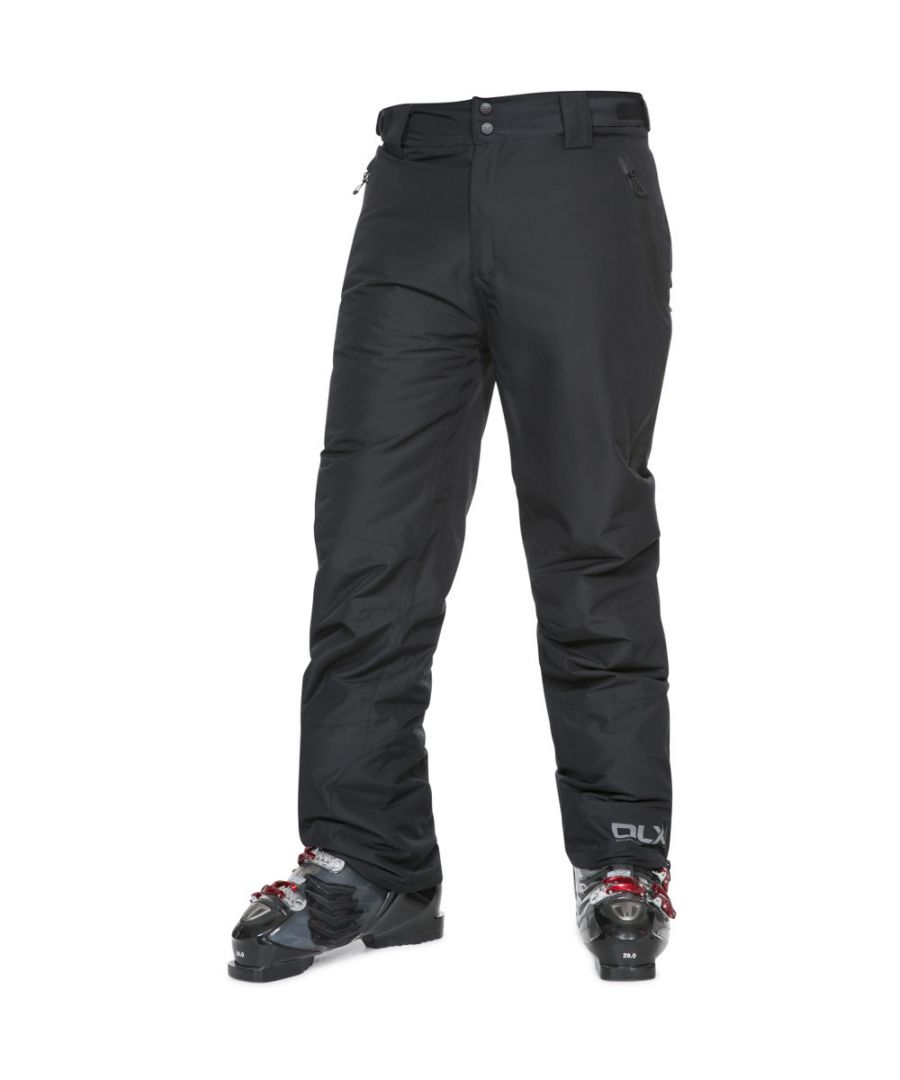 Image for Trespass Mens Coffman Waterproof Breathable DLX Ski Trousers Pants