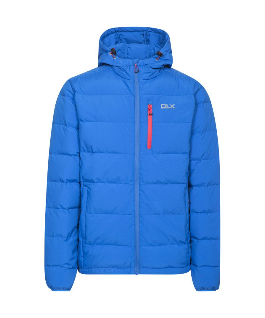Image for Trespass Mens Crane Water Repellent Polyester Stretch DLX Down Jacket