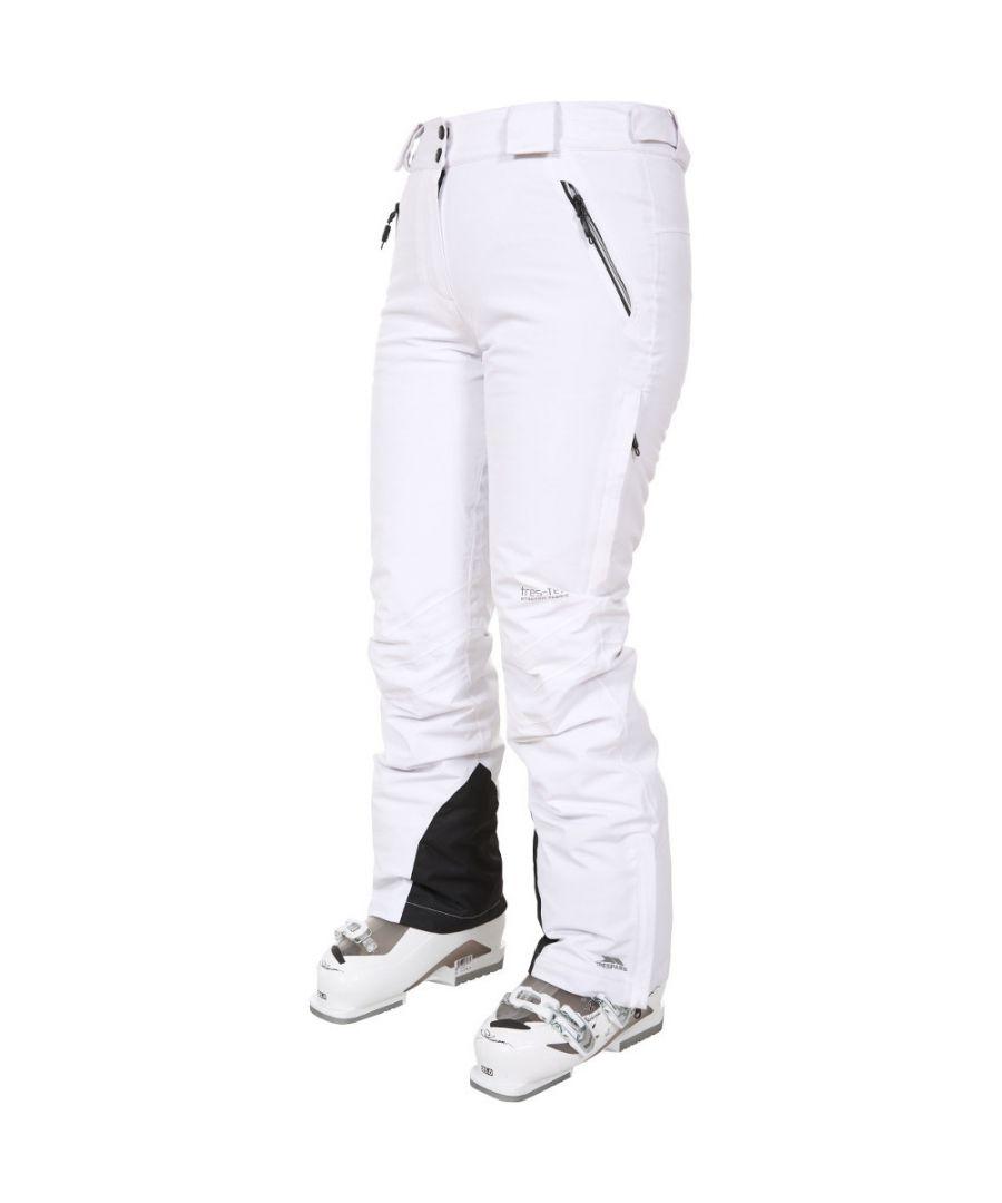 Image for Trespass Womens/Ladies Galaya Waterproof Breathable Ski Trousers Pants