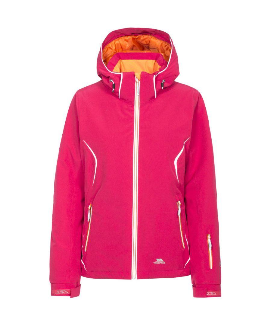 Image for Trespass Women's Tyrona Waterproof Breathable Padded Ski Jacket